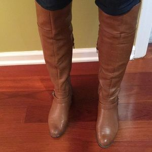 cf26abd79 Bar III Shoes | Bar Lll Over The Knee Riding Boots Size 85 | Poshmark